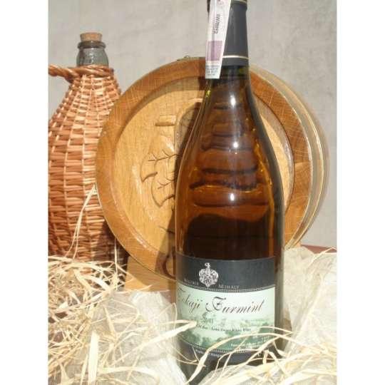 Wino tokaji furmint - półsłodkie
